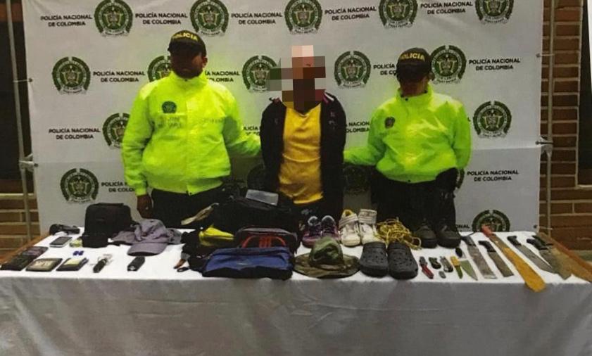 Fue capturado presunto agresor sexual en el municipio de Envigado
