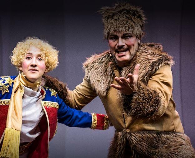 El Pequeño Teatro trae la famosa historia del libro 'El principito'