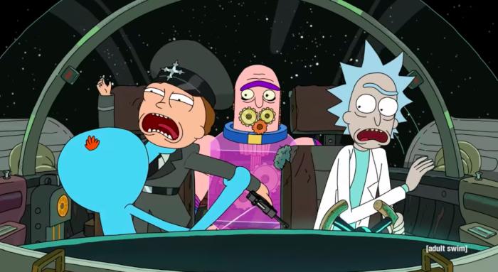 Adult Swim presentó la nueva temporada de Rick and Morty