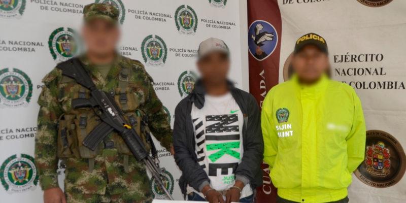 "Autoridades capturaron a ""Terry"", cabecilla del Clan del Golfo en Antioquia"
