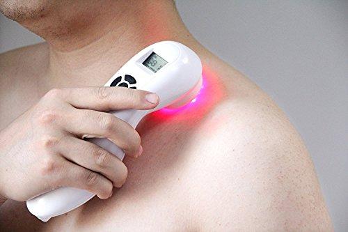 Con novedosa tecnología láser es posible eliminar el dolor en el cuerpo