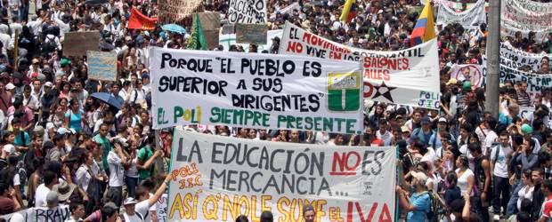 """Protestas en vía pública están prohibidas"": Alcaldía de Medellín"
