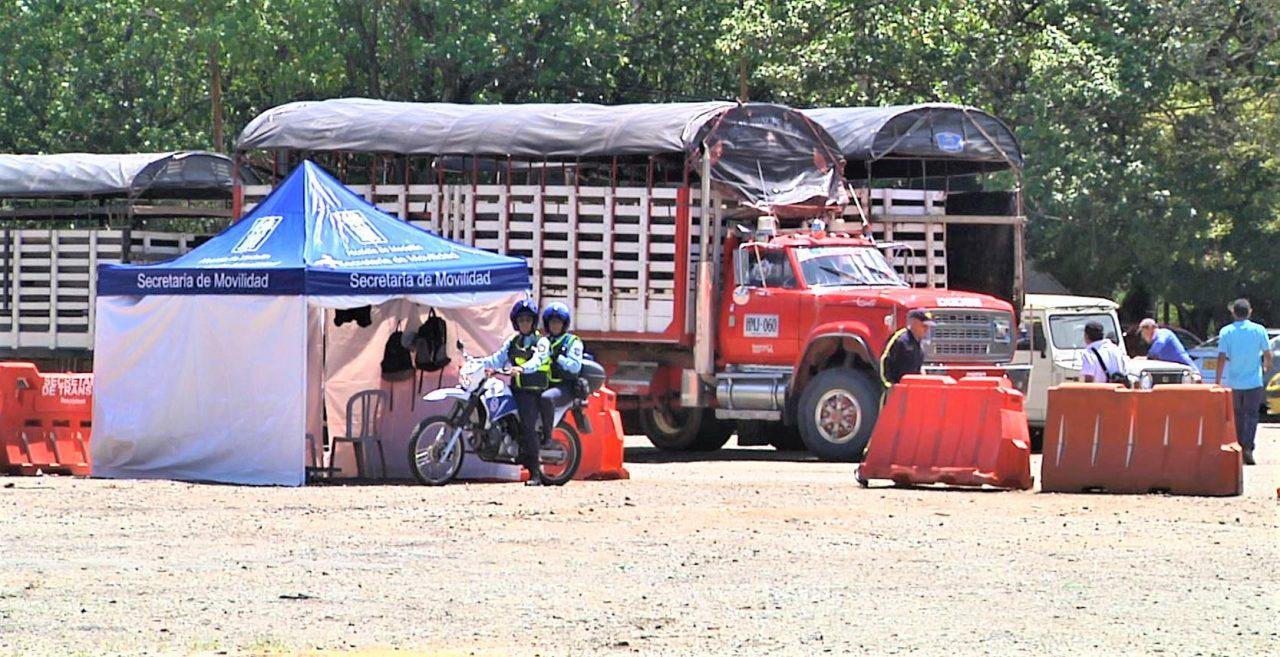 En Medellín no se ha podido chatarrizar vehículos en patios de la Secretaría de Movilidad