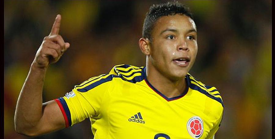 Luis Fernando Muriel se ha potencializado en la Selección Colombia de Queiroz