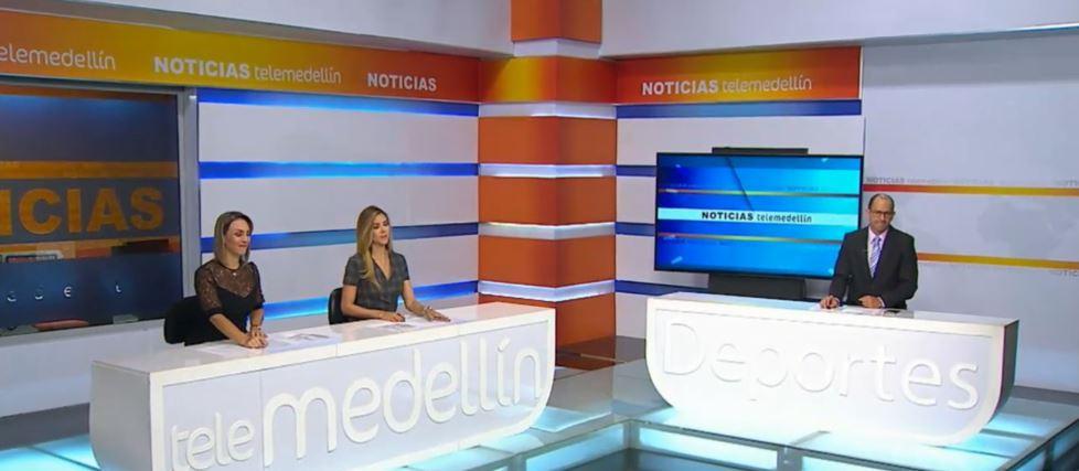Noticias Telemedellín 18 de noviembre de 2019 emisión 12:00 m.