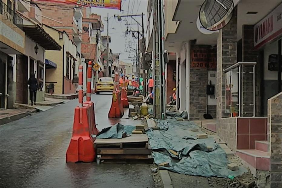 En diciembre serán entregados los andenes en Girardota - Telemedellín