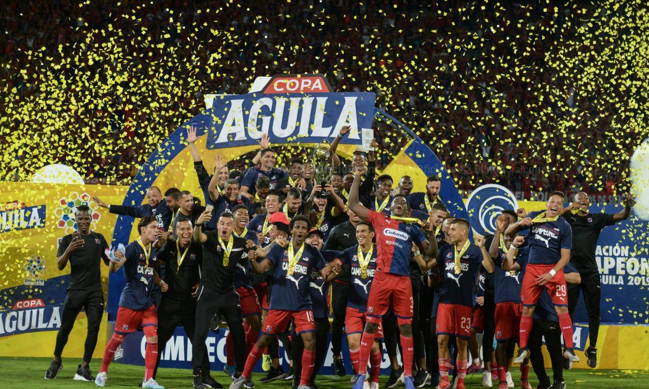 En 2020 Independiente Medellín disputará Copa, Liga y Libertadores - Telemedellín