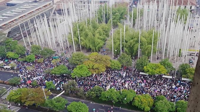 Aún no está claro el recorrido de la marcha: Federico Gutiérrez