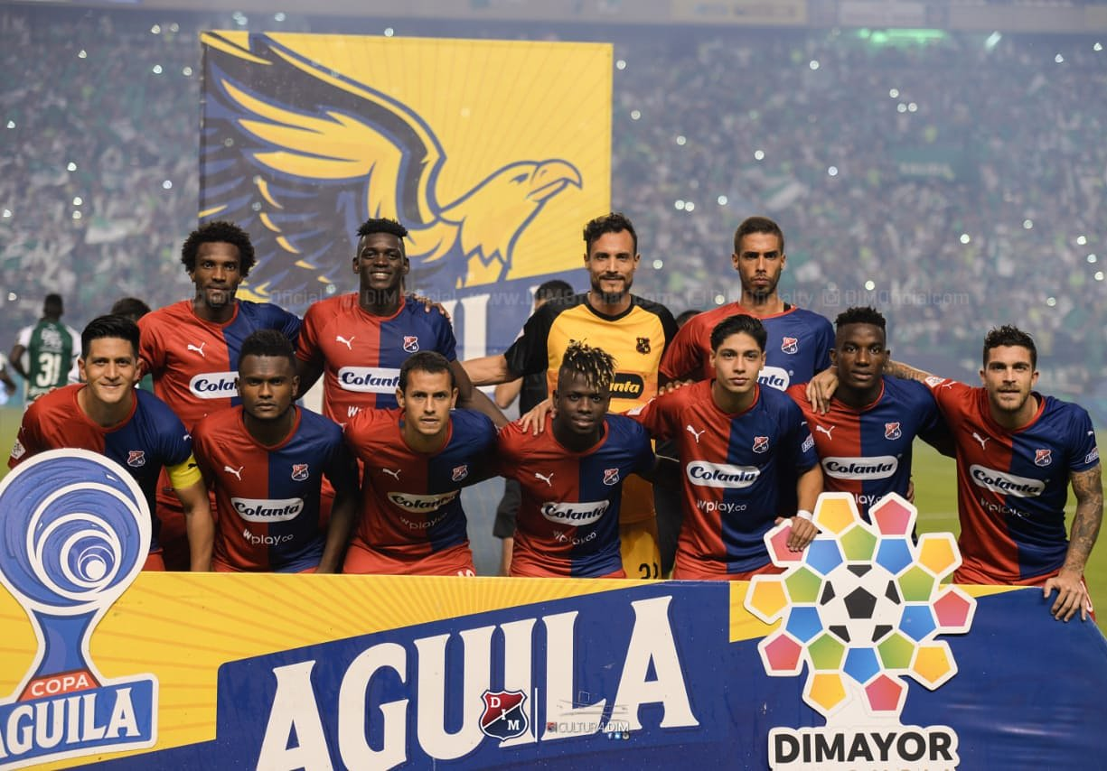 Independiente Medellín buscará su primer título por Copa Colombia - Telemedellín