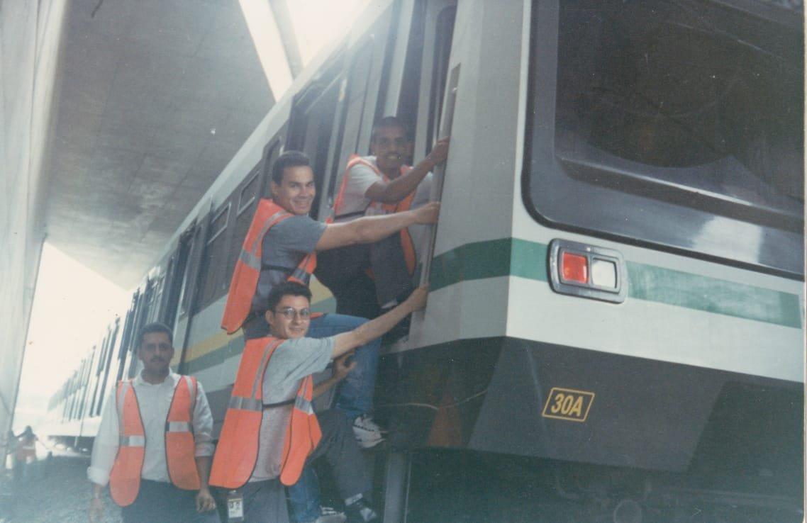 Hace 24 años comenzó a funcionar el Metro de Medellín