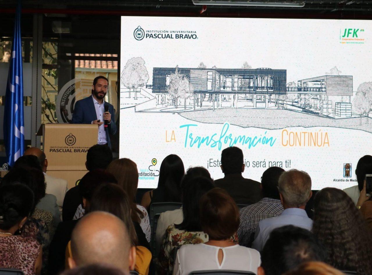 I.U. Pascual Bravo construirá nueva zona para la comunidad universitaria