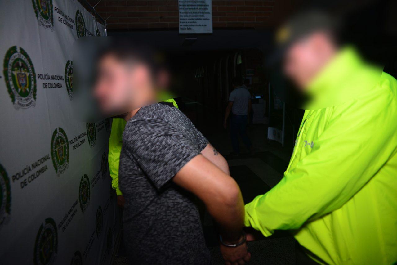 Capturan a alias Migue, sindicado de fleteo en el barrio Chagualo
