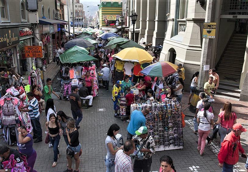 En un 50 % bajaron las ventas en el comercio antioqueño por las protestas