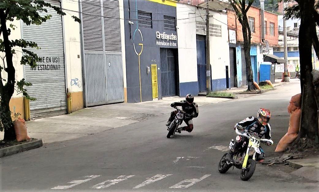 Cerca de 200 pilotos se reunirán en el evento de Motociclismo Urbano