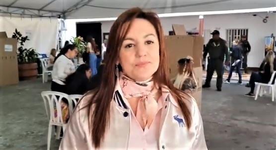 Renunció Sara Cuervo, alcaldesa del municipio de Envigado
