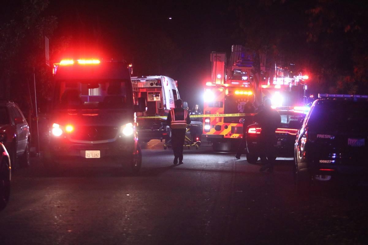 Cuatro muertos y seis heridos dejó tiroteo en Fresno, California