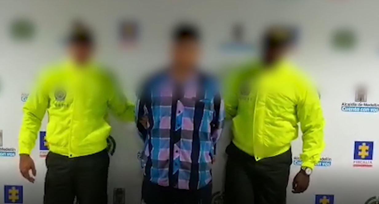 """Fue capturado presunto cabecilla del grupo delincuencial """"Los Chatas"""""""