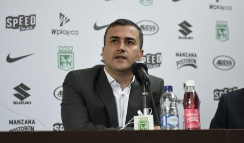 Presidente de Nacional habló sobre salida de jugadores y finanzas del equipo