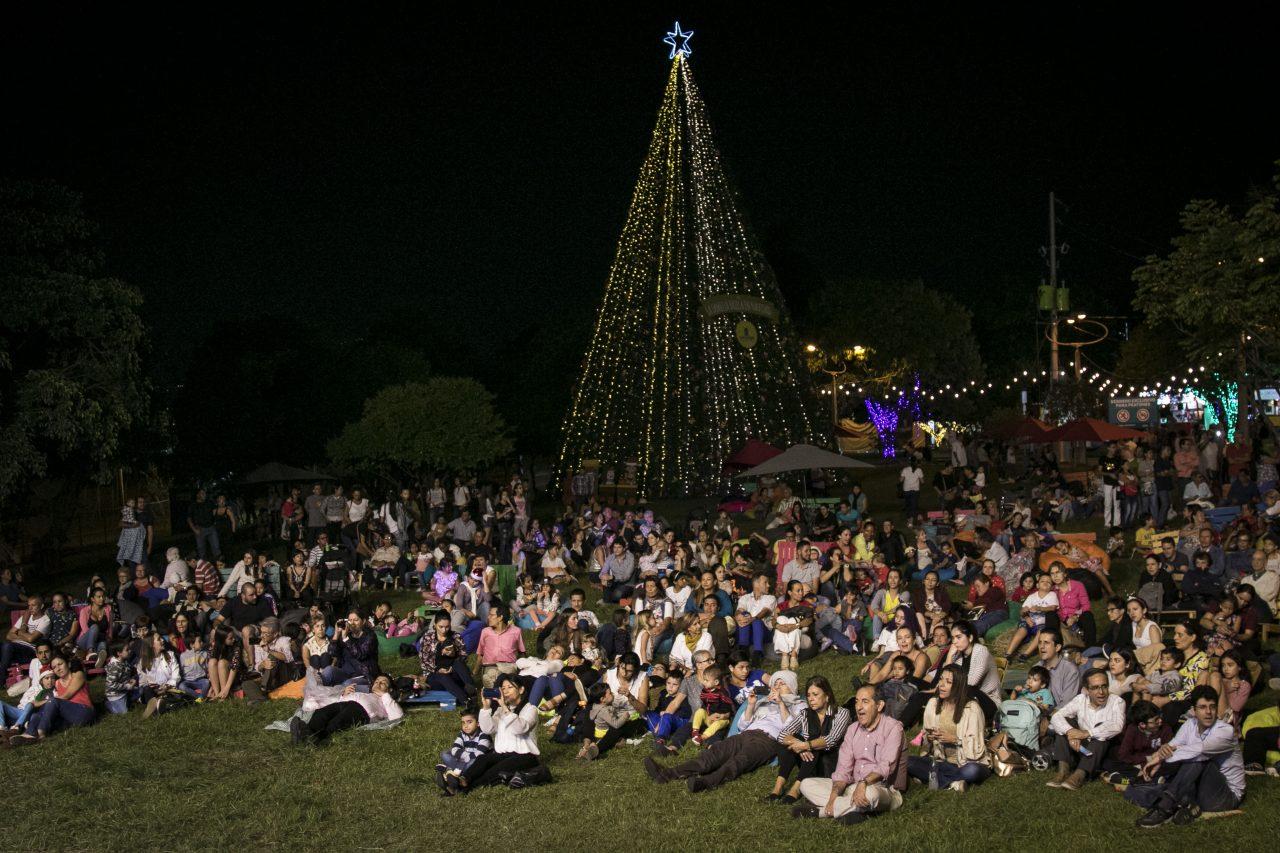 Prográmese con los eventos navideños del 2 de diciembre en Medellín