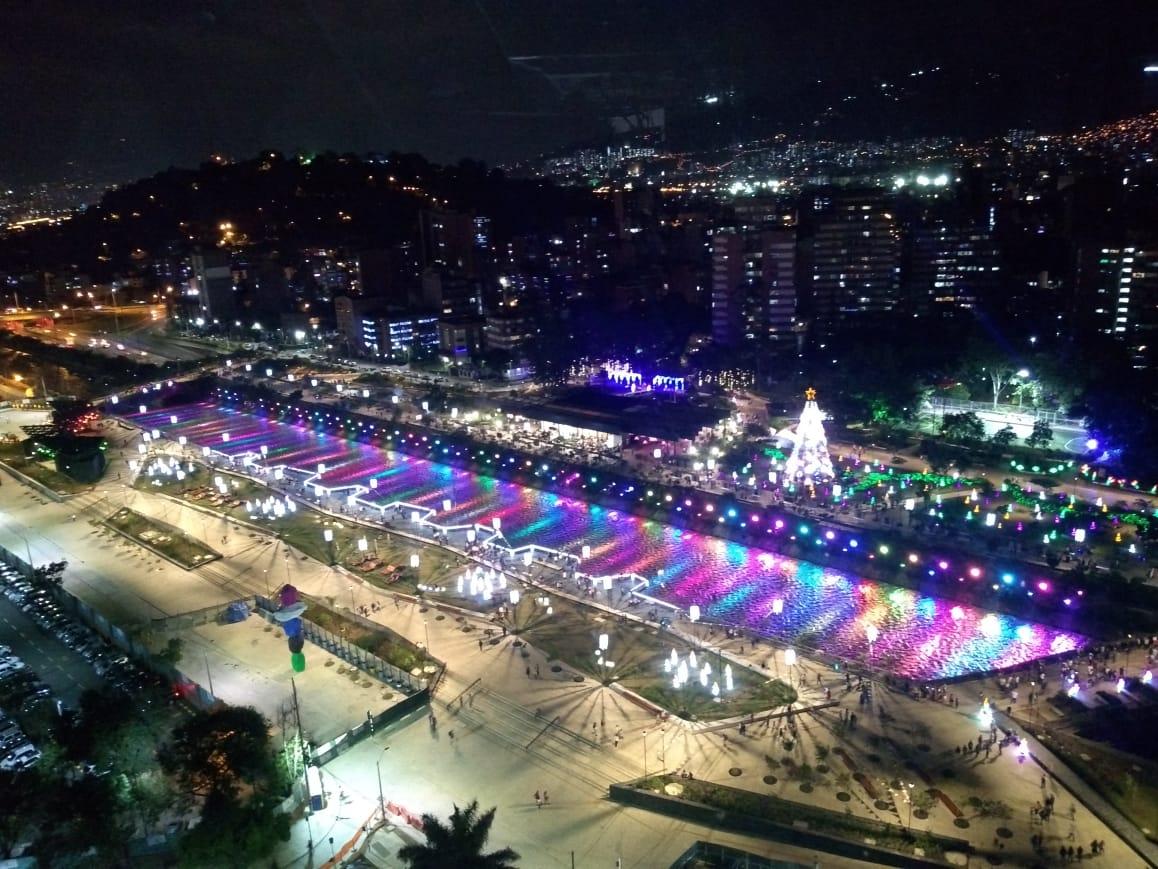 Estos son los eventos navideños del 9 de diciembre en Medellín