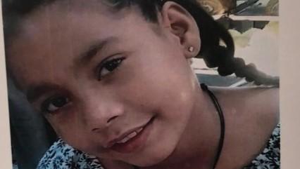 Apareció Cenovia Rodríguez, menor de 12 años que estaba desaparecida