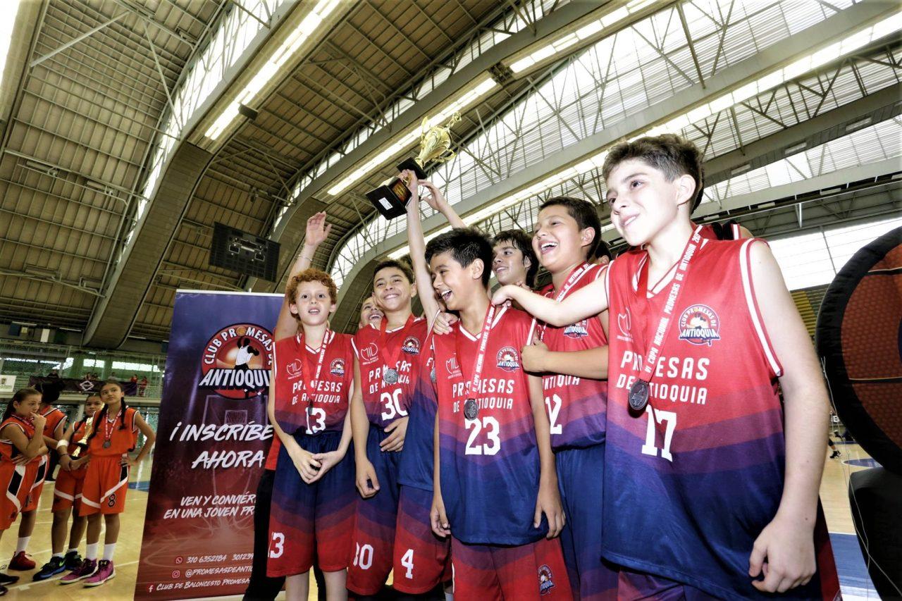 Cerca de 800 deportistas estarán en la Copa Nacional Promesas de Antioquia