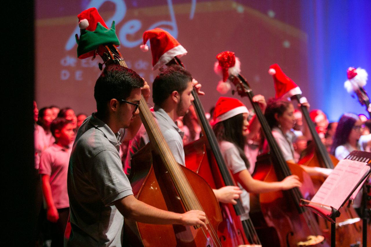 Prográmese con los eventos navideños del 3 de diciembre en Medellín