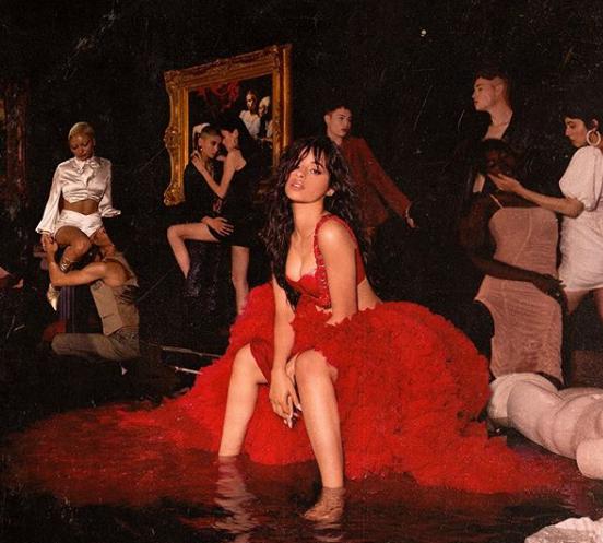 """Fue presentado """"Romance"""", el último álbum de Camila Cabello"""