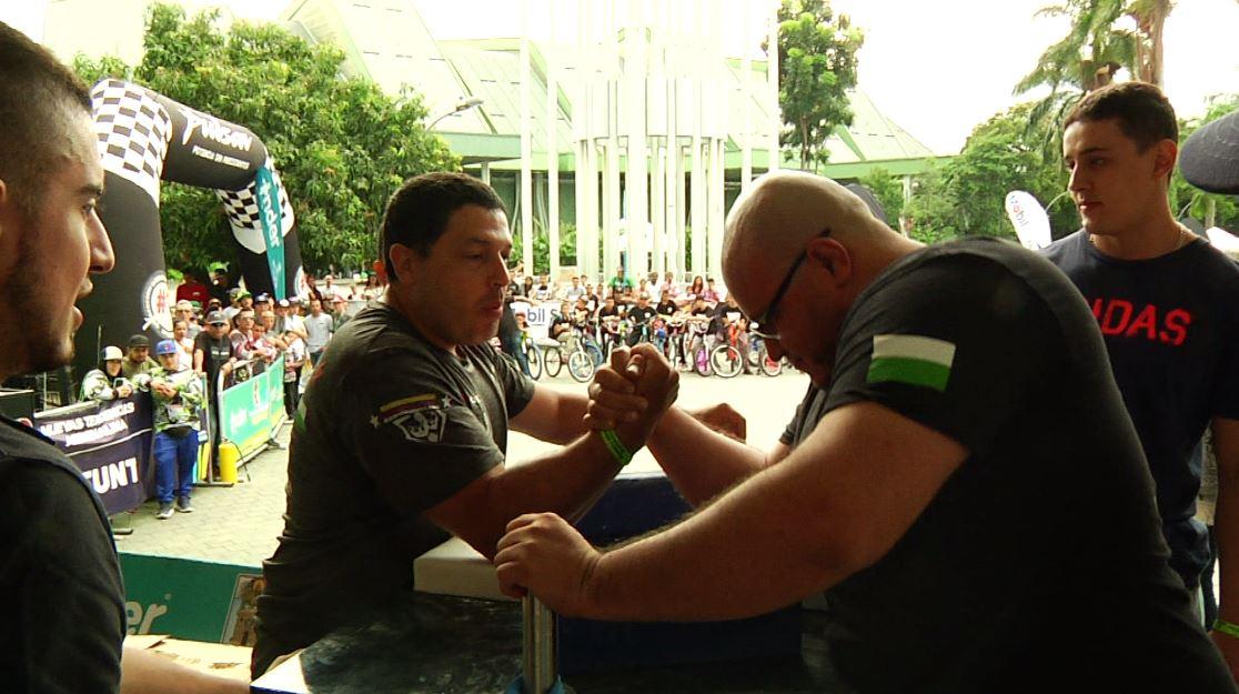 En Antioquia se creó el primer Club de Armwrestling o Guerra de Manos
