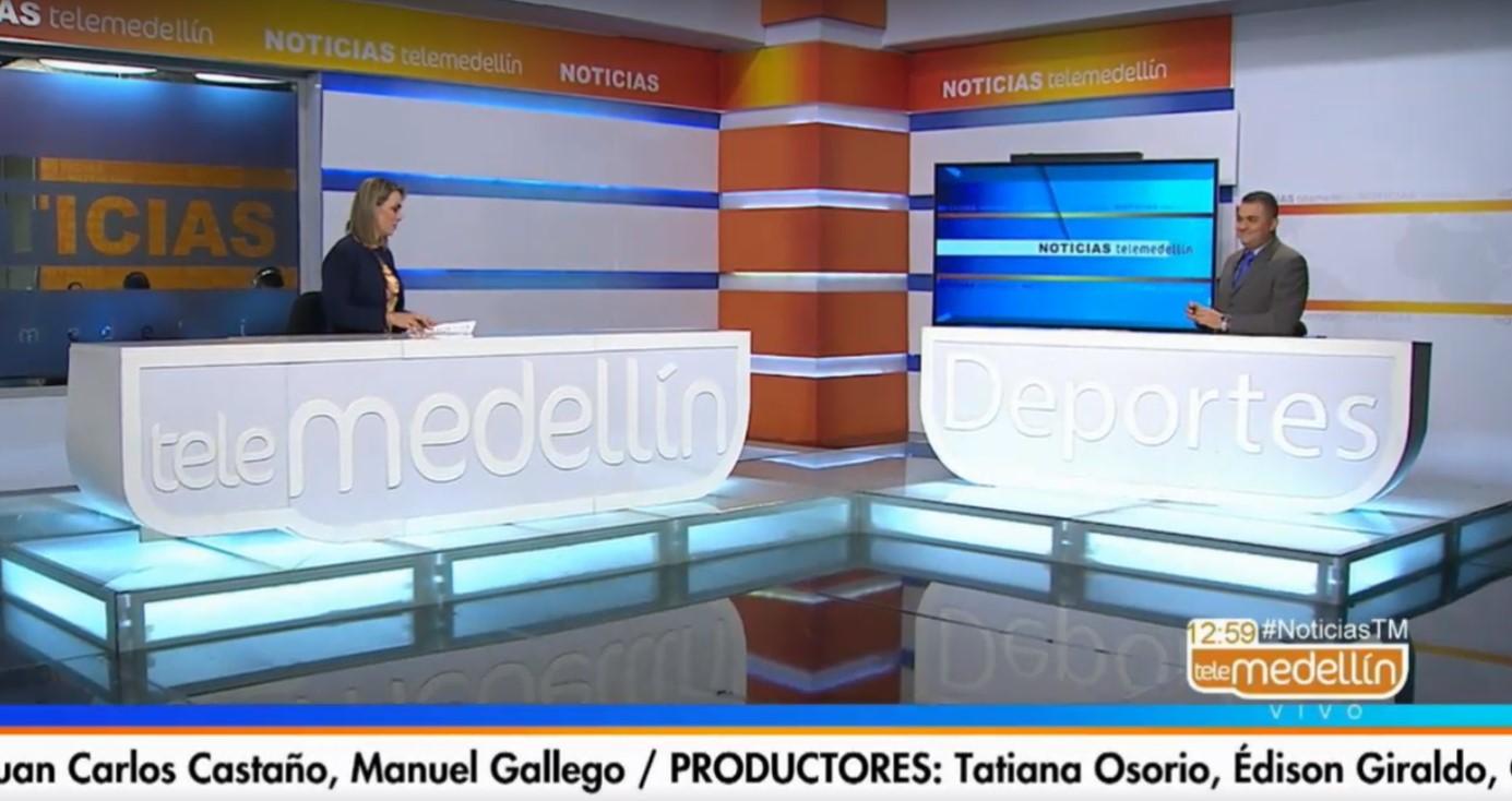 Noticias Telemedellín 29 de enero del 2020 emisión 12:00 m.
