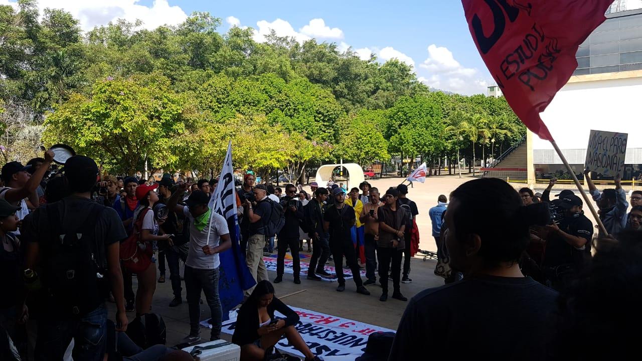 La crisis social en Colombia se reactiva con nuevas protestas