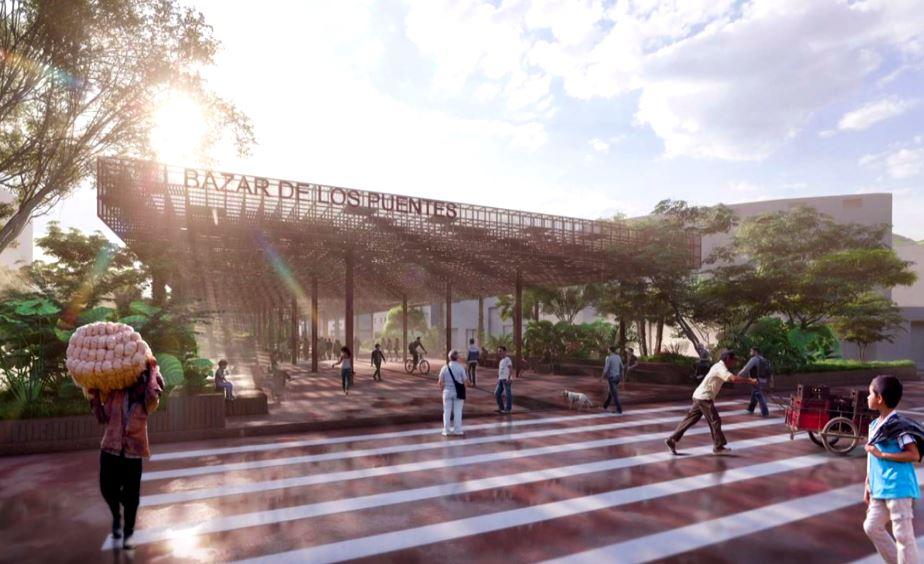 Están listos los diseños donde reubicarían venteros de Bolívar: EDU