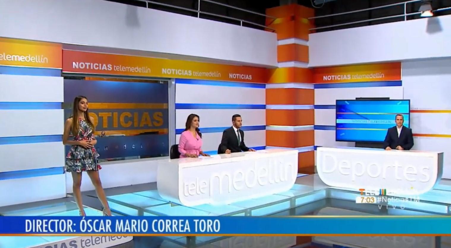 Noticias Telemedellín 14 de febrero del 2020 emisión 7:00 p.m