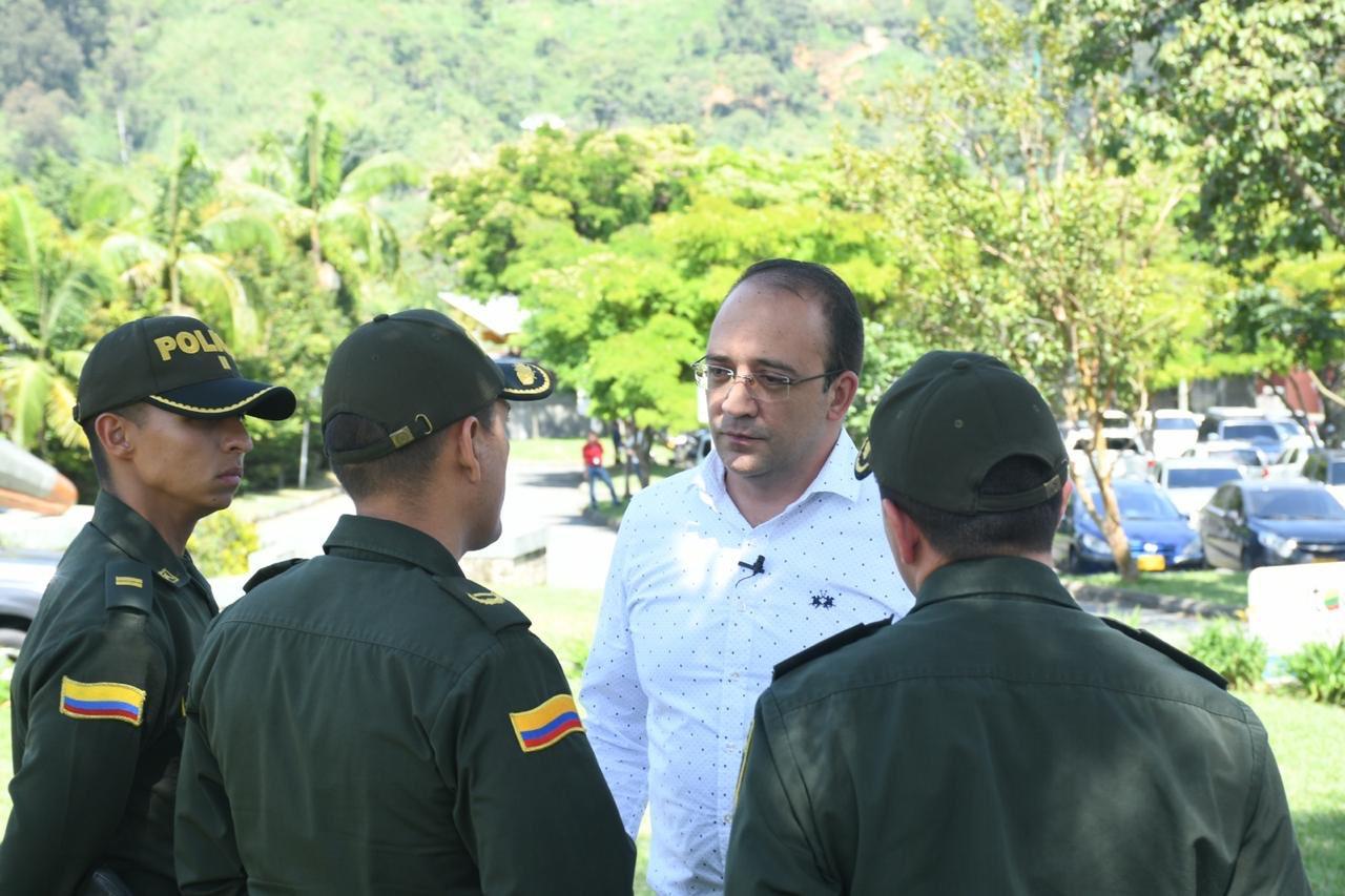 Itagüí implementa estrategia de seguridad integral en el municipio