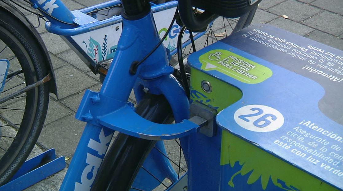 Explican a qué se deben las fallas en anclaje de las bicicletasde Encicla