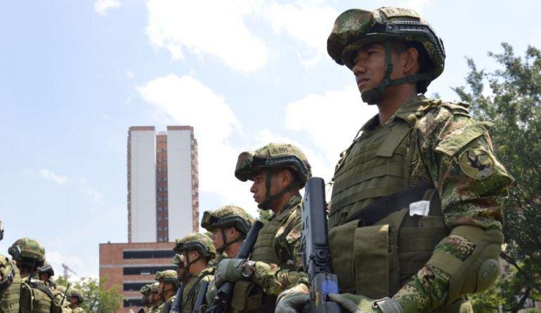 Autoridades refuerzan la seguridad en el Bajo Cauca, Nordeste y Urabá