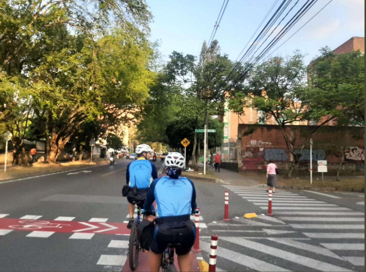 Habrá ciclovías temporales durante estado de prevención en Medellín