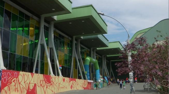 Renuevan Coliseo de Balonmano del Atanasio Girardot