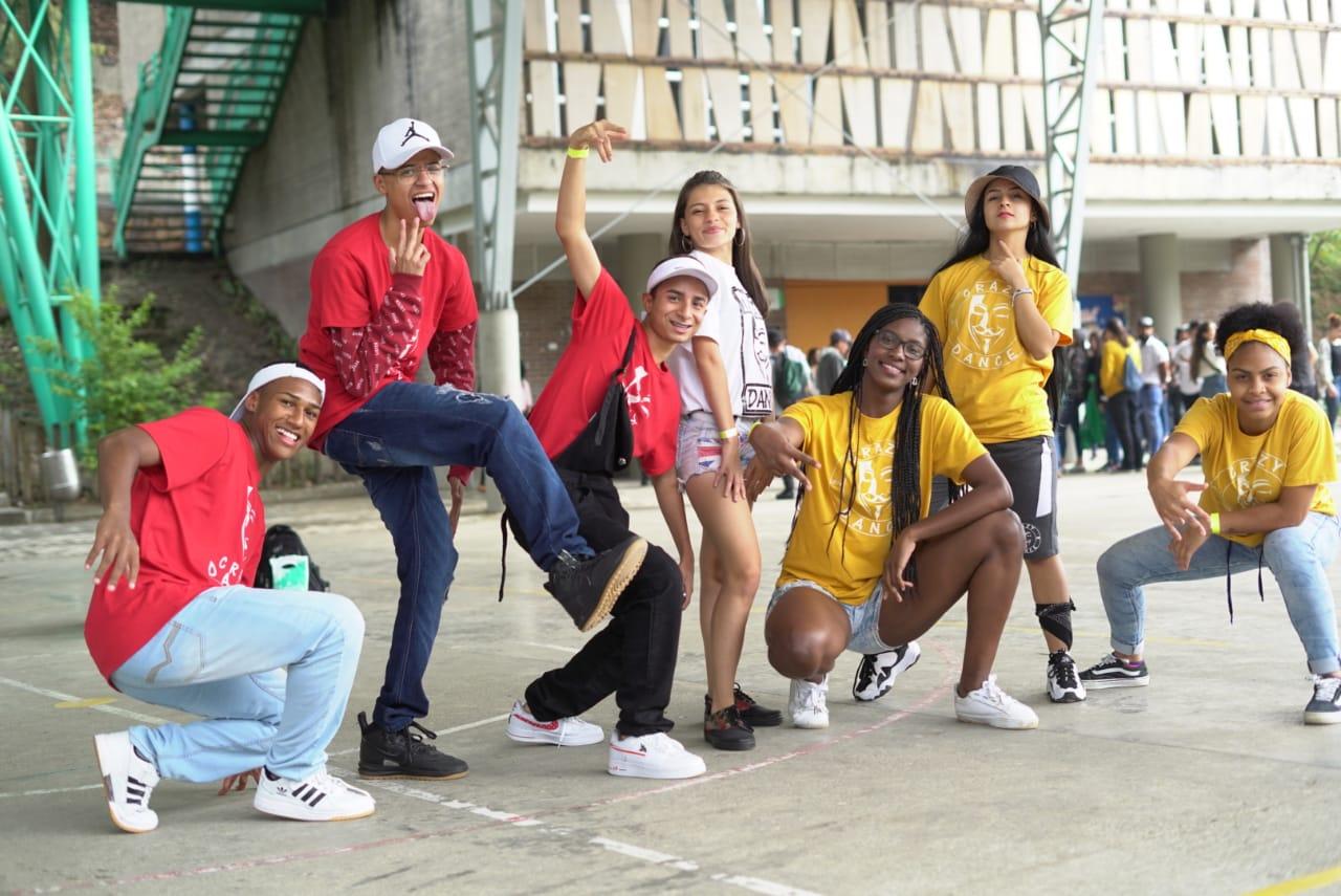 Medellín celebra el Día Internacional de la Juventud