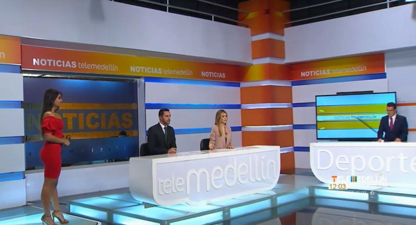 Noticias Telemedellín 21 de febrero del 2020 emisión 12:00 m