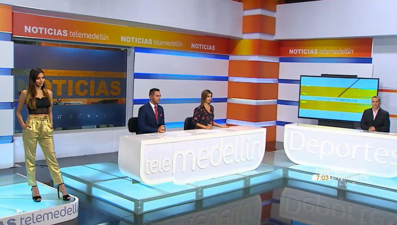 Noticias Telemedellín 26 de febrero del 2020 emisión 7:00 p.m
