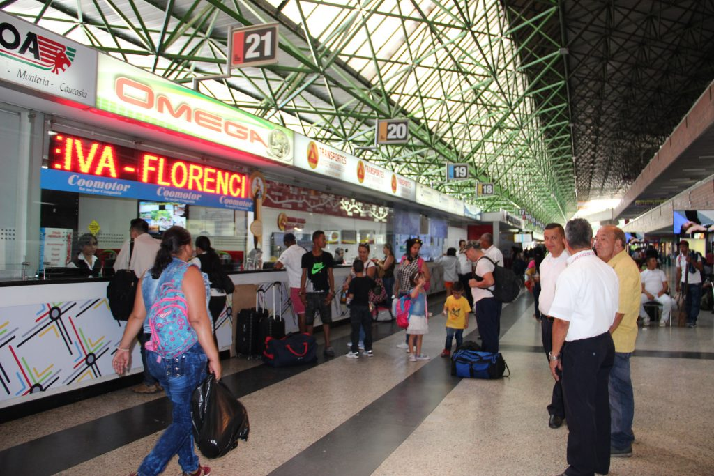 La Terminal del Norte sería la primera ecoterminal de Colombia