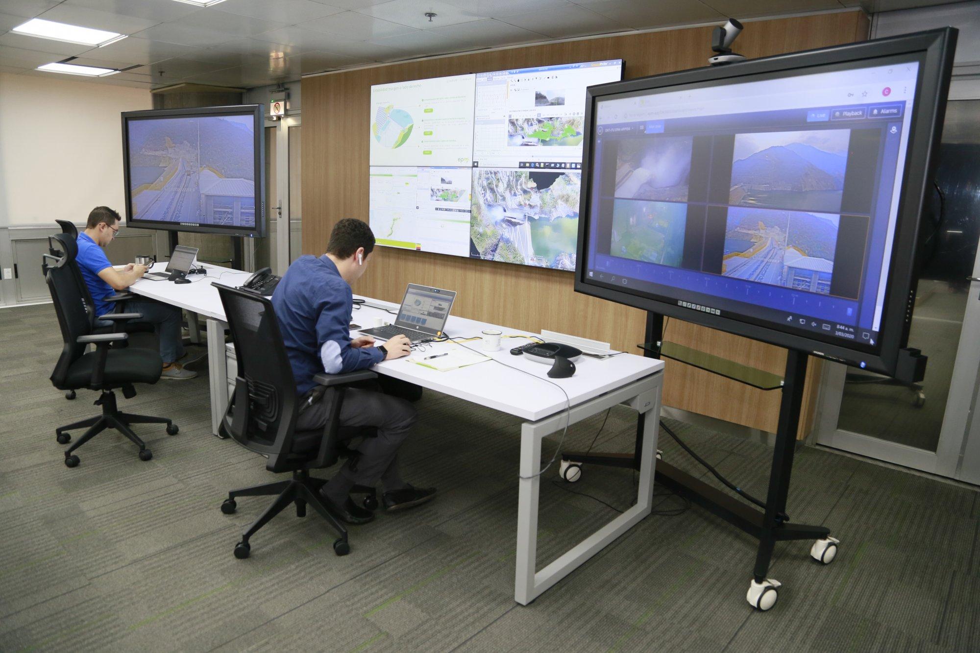 Inauguran centro de monitoreo de Hidroituango abierto al público