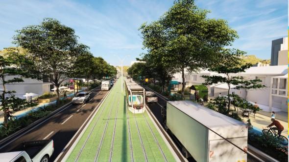 Mañana, debate final de vigencias futuras para el Metro de la 80