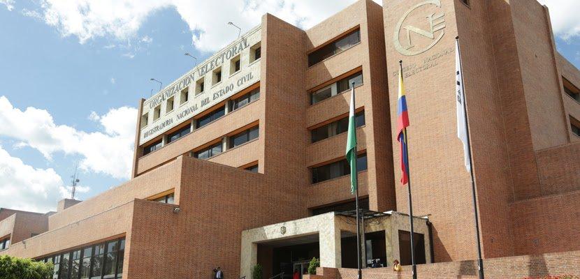 Registraduría Nacional extiende cierre hasta el 11 de mayo