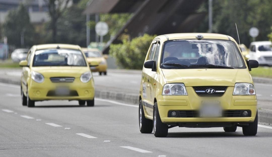 Desde este martes los taxistas vuelven a tener Pico y Placa