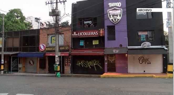 Más de 70 establecimiento del Lleras declararon cierre definitivo