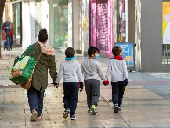 Recomendaciones a la hora de salir con los niños durante las actividades al aire libre
