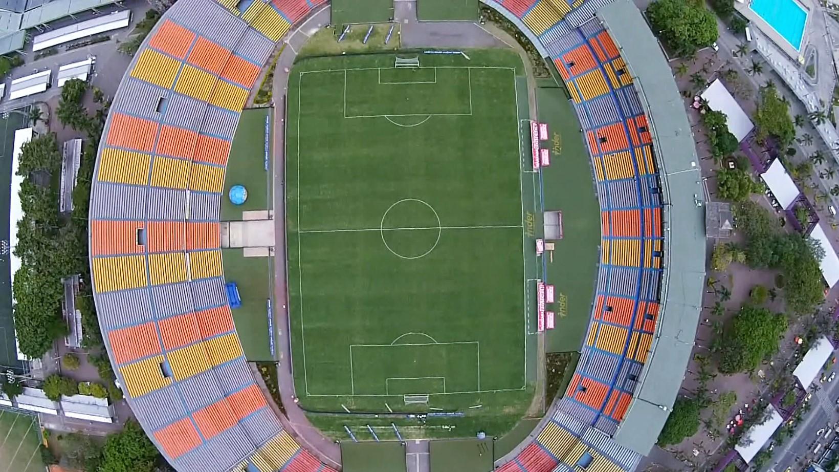 Atanasio Girardot podría ser la sede de la final de la Suramericana 2023