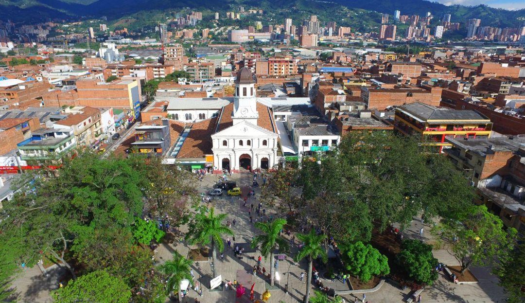 El alcalde de Itagüí solicita permisos para reactivar iglesias y restaurantes